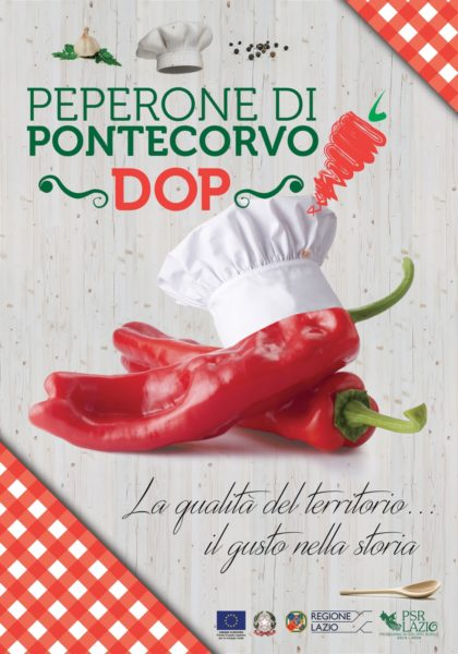 Festa del Peperone DOP di Pontecorvo  - Appuntamento il 25 Settembre e il 2 Ottobre 2021