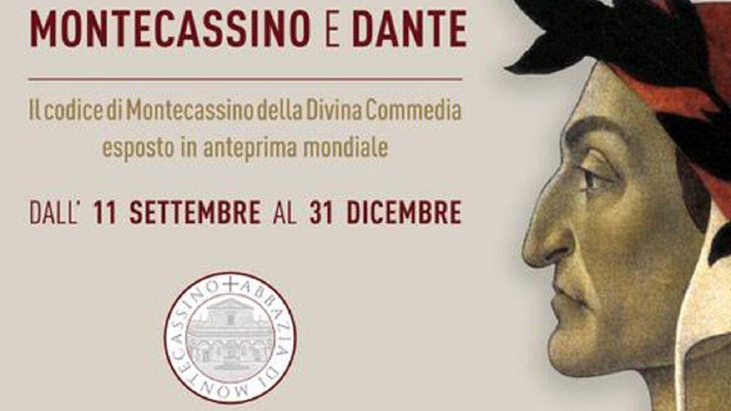 Montecassino e Dante, l'evento celebrativo sul Sommo Poeta - Eventi